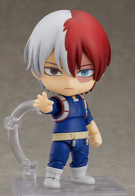 Фигурка Nendoroid Shoto Todoroki: Hero's Edition