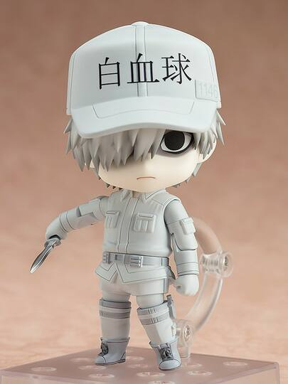 Фигурка Nendoroid White blood cell (Neutrophil)